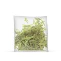 Diy Custom High Quality Heat Seal Empty Nylon Mesh Pyramid Shaped Herbal Jiaogulan Tea Bag / Triangle Tea Bags With String
