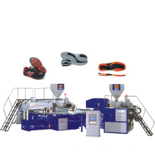 2 Color PVC Sole Making Machine with Cheap Price