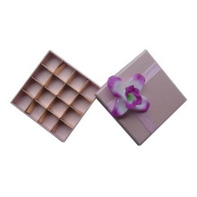 Special Design Chocolate Gift Packaging Hinged Box