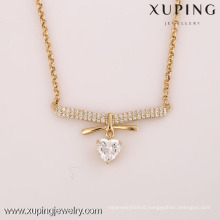 41801-Xuping Fashion High Quality and New Design Necklace