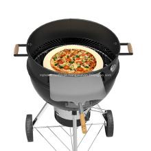 Anel de pizza de chaleira de 57 cm para churrasqueiras de chaleira de 22,5 polegadas