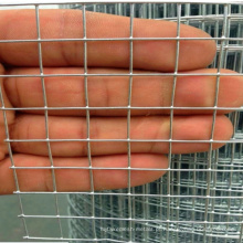 Cerca de malha de arame revestido de PVC soldada