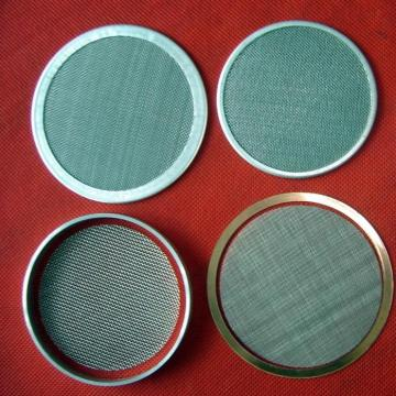 100 mikron stainless steel filter mesh net