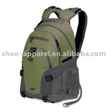 Зеленый мода дамы рюкзак