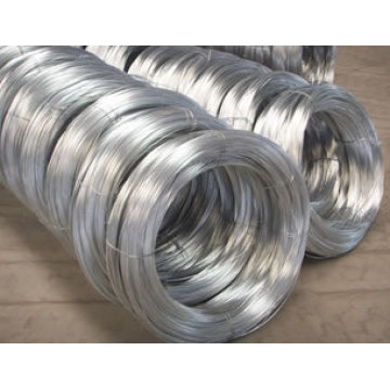 Iron Wire in Coil