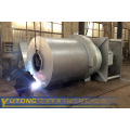 Jrf Coal Combustion Horno de aire caliente para productos alimenticios para piensos