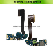 Original para HTC One M8 Dock Puerto de carga Flex Cable Ribbon