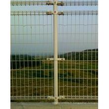 Clôture de double boucle de haute qualité dans l'usine d'Anping Tianshun