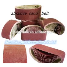 Ceinture de sable GXK51, bande abrasive diamantée