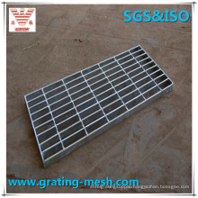 Metal/ Galvanized/ Steel Grating for Stair Tread (ISO)