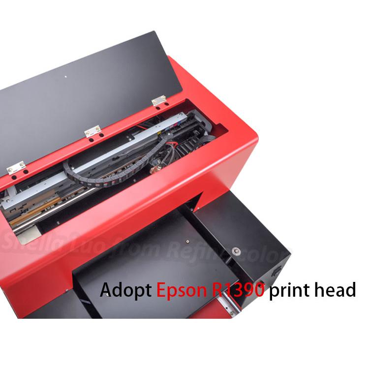 Digital Canvas Bag Printing Machine