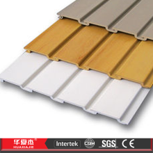 Plastic Slat Wall Panel to Display