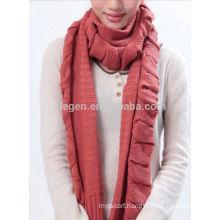 New fashion acrylic scarf knitted scarf