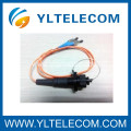 ODC feeder with 5.5 mm cable /IP67 (with 2/4/12/24-core) fiber optic patch cord