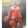 Elektrischen hydraulischen Orange-Peel Grab