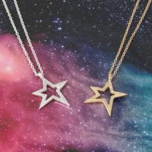 Из нержавеющей стали ювелирные изделия оптовая моды метал Star подвеска