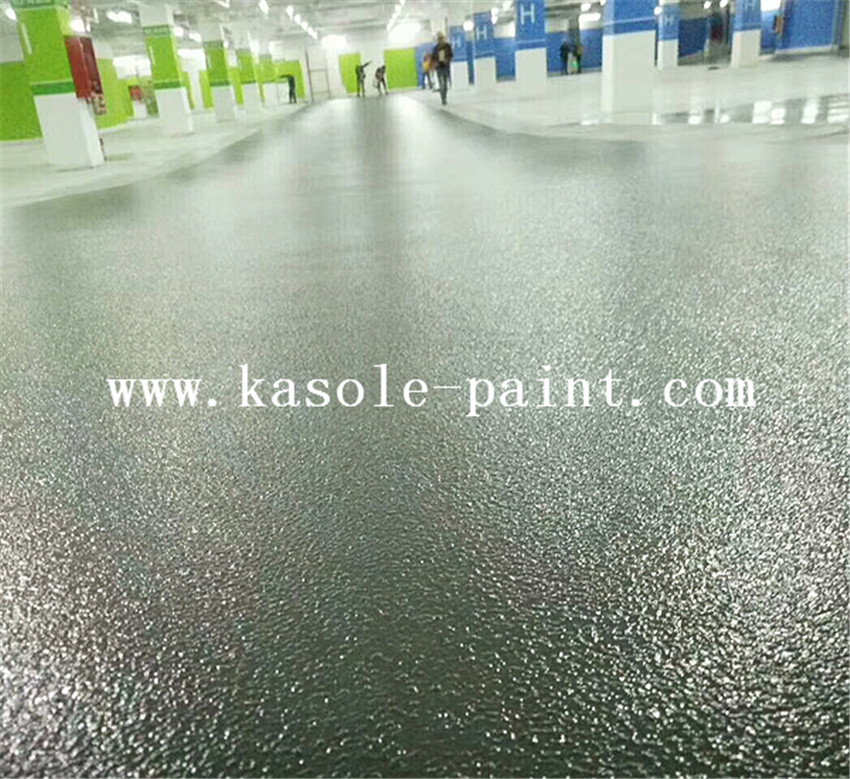 epoxy non-slip floor coating