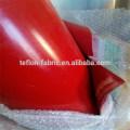 Industrielle Verwendung Silikon-Kautschuk beschichtet Fiberglas Stoff Tuch, hitzebeständige Silikon-Blatt, Lieferant