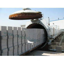 Sand Aerated Concrete Machinery