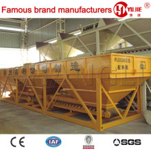 Automatic Concrete Batching Machine PLD1600 Aggregate Bin