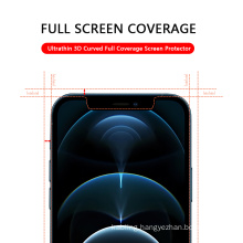 Anti-Scratch Transparent Tempered Glass Screen Protector