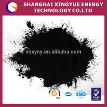 Pó de carvão ativado a base de carvão em pó de metileno 12-15 com menor preço