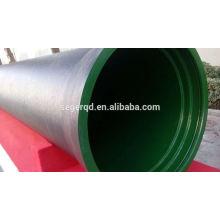 tubería de hierro fundido dúctil de presión de agua clase k9