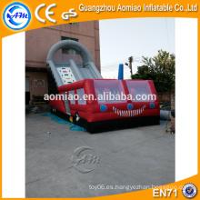 Giant inflable deslizamiento n diapositiva inflable de la escalera en venta