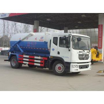 Best Quality Dongfeng 6-8CBM Sewage Suction Truck