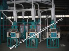 full capacity wheat flour mill equipment,maize flour grining equipment,wheat mill machinery