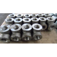 Acessórios roscados de aço forjado