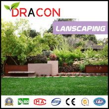 Fibrillated Yarn Artificial Grass for Landscape (L-1205)