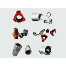 Haltbarkeit Rohrleitungsverbindung