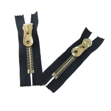Wholesale Fashion #13 Big Teeth Metal Zipper