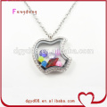2016 Hot sale new jewellery floating charm wholesale for floating locket