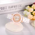 Yiwu supplier simple ceramic ladies wholesale wrist watch
