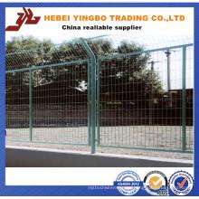 Cerca de alambre doble / cerca de malla de alambre soldada / malla de alambre bilateral