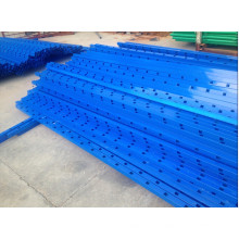 Powder Coating Steel Tube for Fence and Fence Post