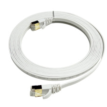 Bester Preis RJ45 Ethernet Cat7 Flat Patchkabel