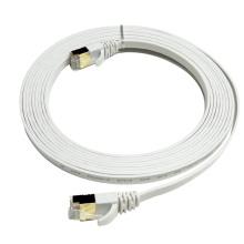Melhor preço RJ45 Ethernet Cat7 Flat Cord Patch