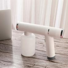 Portable Household Wireless Nano Mist Sprayer Gun Electric Rechargeable Atomizer Blue Ray Disinfecting Spray Machine