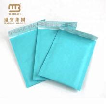 Personalizado Colorido 5x7 6x9 Reciclável Bonito Barato Papel Kraft Envelopes Acolchoados Em Massa para O Envio