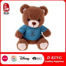 T-shirt en peluche promotionnel en Chine