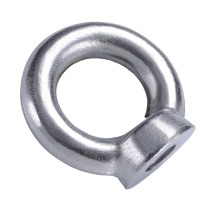 Zinc Plated Round Eye Nut