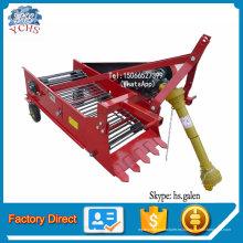 Cosechadora de patatas 4u-1 combinada con tractor 20-30HP