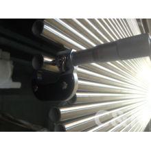Tubos soldados de aço inoxidável ASTM A249 Tp 310