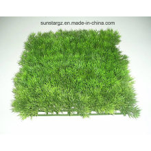 Anti UV Cocktail Artificial Flower Plant Hedge Panel for Home Decoration with SGS Certificate (49171)