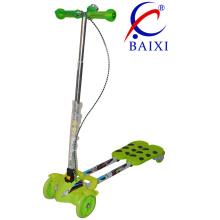 Scooter de esportes ao ar livre micro scooter children´ s três weels (bx-ws003)