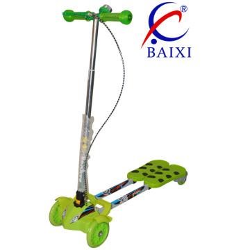 3 rodas de scooter de pulso (bx-ws003)