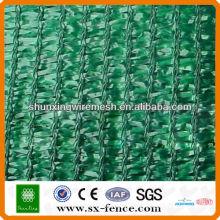 Malla de plástico HDPE